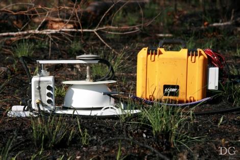 Flatwoods Soil Carbon Respiration Measurement
